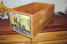 Omena laatikko