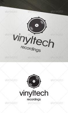 Vinyltech Recordings Logo