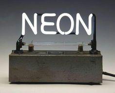 Joseph Kosuth, Neon on ArtStack #joseph-kosuth #art