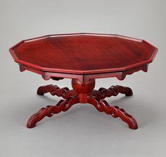 소반 Soban(Tray Table) - 회전일주반 (Revolving Table)
