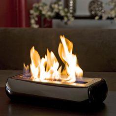 Indoor / Outdoor Tabletop Fireplace | Pinterest | Tabletop ...