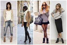 Výsledek obrázku pro boty k dlouhe sukni