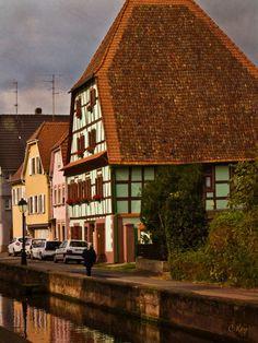 Wissembourg - France (von Collin Key)