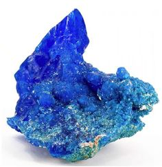 Chalcanthite from Cachapoal, Chile