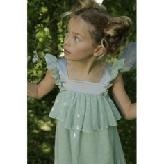 Cutest mint flower girl dress. I Love Gorgeous.