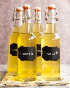 How To Make Limoncello — Cooking Lessons from The Kitchn   The Kitchn