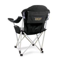 University of Central Florida Reclining Camp Chair w/Digital Print