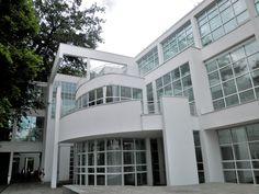 Museum für angewandte Kunst, Frankfurt, 1985, designed by Richard Meier