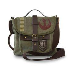 Loungefly Rogue One Rebel Alliance crossbody messenger bag