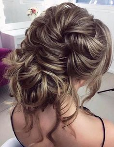 Featured Hairstyle: Elstile; Wedding hairstyle idea. #weddinghairstyles
