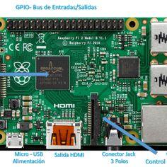 Joaquin Cubillo Arribas - Grupo A / Identificar los distintos componentes de  la Raspberry Pi2 - Marzo'16 - #mlearning_INTEF