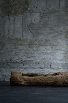 木の塊 old wood