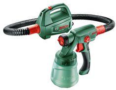 bosch pfs 2000 spray gun for easy painted furniture