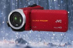 Win a JVC quad camcorder with OK! Magazine. Enter now