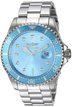 invicta pro diver herren armbanduhr chronograph quarz edelstahl beschichtet 22519 uhren. Black Bedroom Furniture Sets. Home Design Ideas
