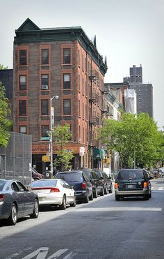 "East Harlem or Spanish Harlem aka ""El Barrio"" NEW YORK CITY.    (by wordster1028, via Flickr)"