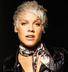 Pink, This girl is a powerhouse....Her shows are well worth the ticket....She is funny and so talented....I love her...Let's hear it for PINK....