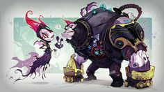character design ratchet and clank - Google Search