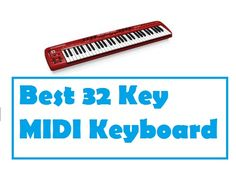 The Best 32 Key MIDI Keyboard offers DAW compatibility and application with popular sequencers and synthesizers to create lasting music Best Digital Piano, Midi Keyboard, Popular, Create, Music, Musica, Musik, Popular Pins, Muziek