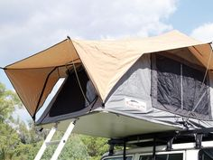 Front Runner Roof Top Tent | Tents and Awnings | Front Runner | Brands - Paddock Spares
