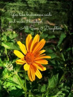 All Sons & Daughters- Brokenness Aside