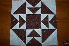 20 Flying Geese Variation Quilt Blocks Top 12 1/2 inch