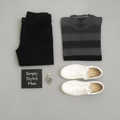 Visit www.simplystyledman.com for articles, advice, and information on how to build a simple and stylish wardrobe.  There, you will learn how to create your own unique style, tips on how to shop and save money, and resources for building a wardrobe that you love. #mensfashion