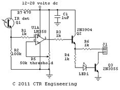 IR detector