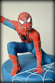 Image result for spiderman cake