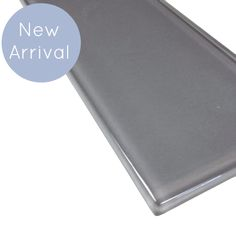 Discount Glass Tile Store - 4x16 Glass Subway Tile - Charcoal - $9.99 Per Square Foot, $9.99 (http://www.discountglasstilestore.com/4x16-glass-subway-tile-charcoal-9-99-per-square-foot/)