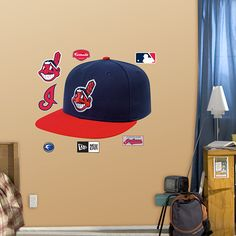 Cleveland Indians Hat Fathead