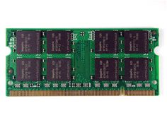 1GB PC2-3200 DDR2-400 SODIMM Notebook Memory