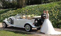 4 Door Beauford Wedding Car, Bristol and Somerset www,spiritweddingcars.co.uk