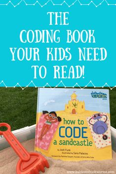 Coding Book for Kids Get kids excited for STEM with this coding book for kids, as well as these fun coding games and activities! Get kids excited for STEM with this coding book for kids, as well as these fun coding games and activities! Summer Activities For Kids, Science Activities, Educational Activities, Toddler Activities, Best Children Books, Childrens Books, Coding For Kids, Thing 1, Chapter Books