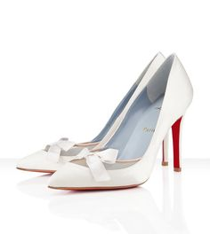Christian Louboutin Love Me - I want this! Guess, I'm going to work extra's to get it for my special day!