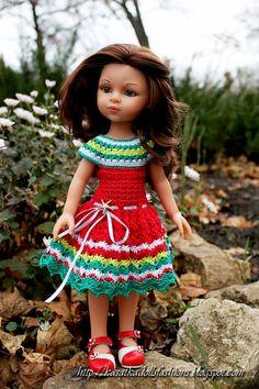 Doll Clothes / Crochet