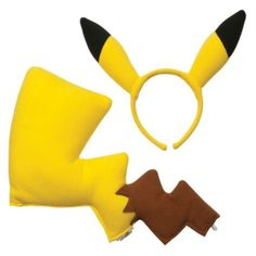 Pikachu Costume Kit - Party City $12.99 also: http://www.spirithalloween.com/product/pokemon-pikachu-child-kit/?UTM_campaign=CSE%3AGOOG_PLA%3ARKG&adpos=1o1&creative=41109077146&device=c&matchtype=&network=g