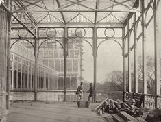 The Crystal Palace Resurrected | History Today