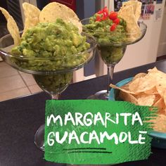 Guacamole Dip is a staple for game day, Cinco de Mayo, and summer parties. This delicious Margarita Guacamole Dip recipe is the perfect party dip! Margarita Party, Dip Recipes, Mexican Food Recipes, Cooking Recipes, Mexican Dishes, Potato Recipes, Vegetable Recipes, Vegetarian Recipes, Dinner Recipes