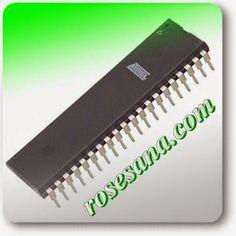 2R Hardware & Electronics: ATMEGA644PA-PU