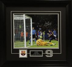 #sportsmemorabilia #luissuarez #fcbarcelona we have a large selection of original signed memorabilia of Luis Suarez and other Soccer Superstars. Contact us (link in bio). We do deliveries all over North America.  #sports #sportsfan #memorabilia #sportsmemorabilia #framing #superfan  #memories #historicalsports #vintagesportsmemorabilia #sports #mancave #fancave #framedmemorabilia #frame #framing #sportsfan  #sportshero #football #soccer #laliga