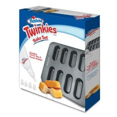 Amazon.com: Hostess Twinkies Bake Set with Pastry Bag & Recipe Booklet: Patio, Lawn & Garden