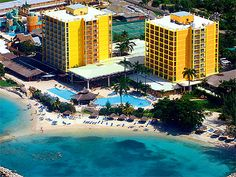 Montego Bay, Jamaica - All Inclusive Sunset Beach Resort & Spa - This is an awesome vacation.  My husband and I had a blast.