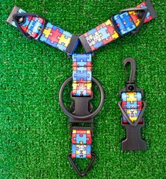 One of the 11 new designs available at www.snaphookzgolf.com 25 % of all Puzzle sales will go to Els for Autism