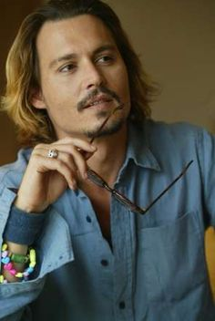 2003 – Johnny Depp - Damian Dovarganes/AP Photo