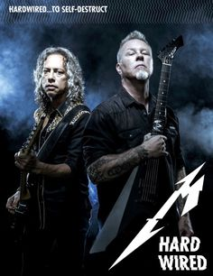 #Metallica #hardwired #seltdestruct