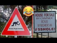 Most Hilarious Street Signs You Have Never Seen