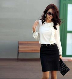 45 Catchy Spring Work Outfits Ideas For 2016 - Page 3 of 3 - Latest Fashion Trends