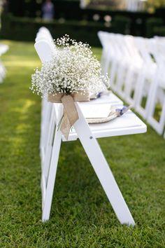 Decorating The Wedding Aisle
