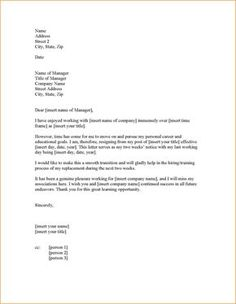 Teacher resignation letter if you are quitting a teachers job resignation letter two weeks notice images about resignation thecheapjerseys Image collections